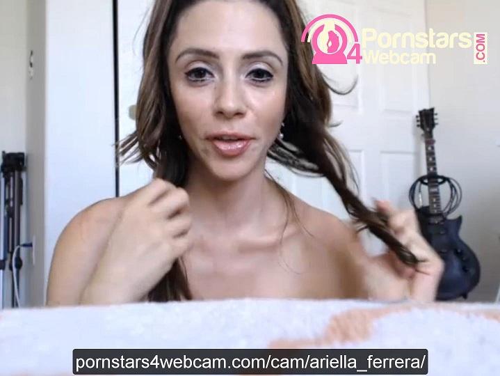 Ariella Ferrera Cam Sex Picture