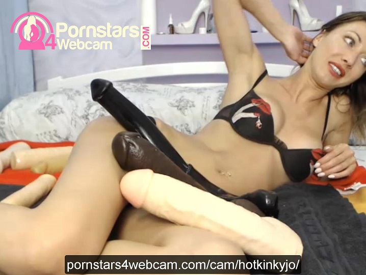 HotKinkyJo Live Cam Sex Picture