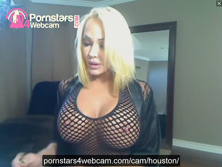 Houston pornstar webcam