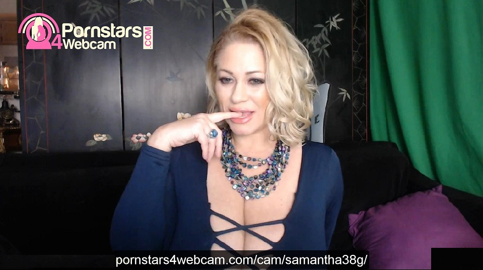 Samantha 38G Live Cam Sex Picture