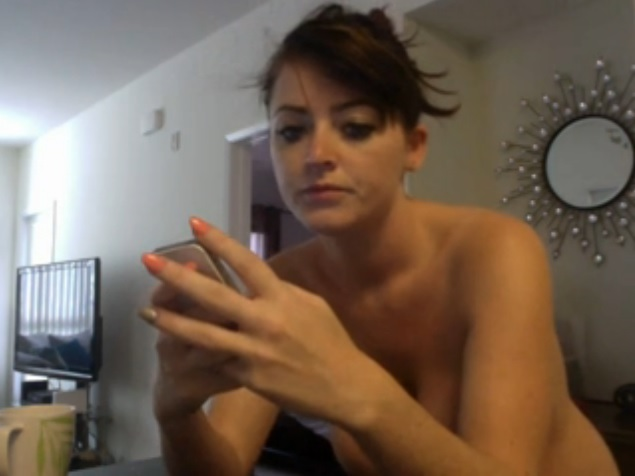 Sophie Dee Webcam Show Picture