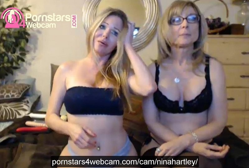Nina Hartley Cam Sex Picture