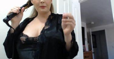 Allison Moore Webcam Show