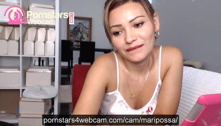 Mari Possa Live Cam Sex Picture