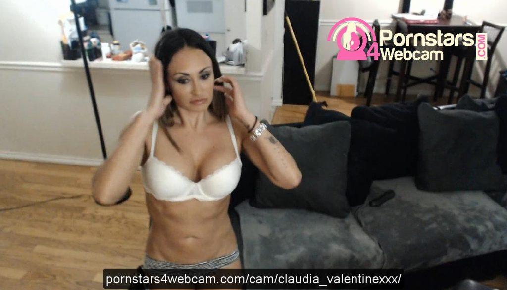 Claudia Valentine Live Cam Sex Picture